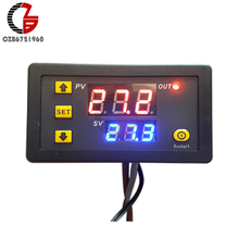 Incubator Temperature-Controller Homebrew W3230 110V 220V 24V Digital Thermostat AC LED