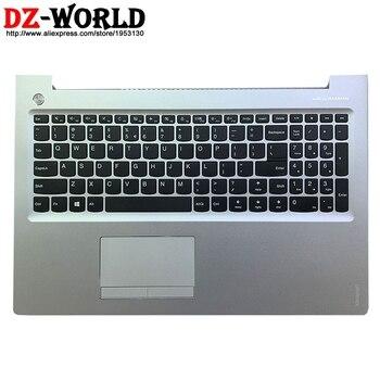 USI-teclado Inglés con carcasa C, cubierta superior con reposamanos, Touchpad para Lenovo...
