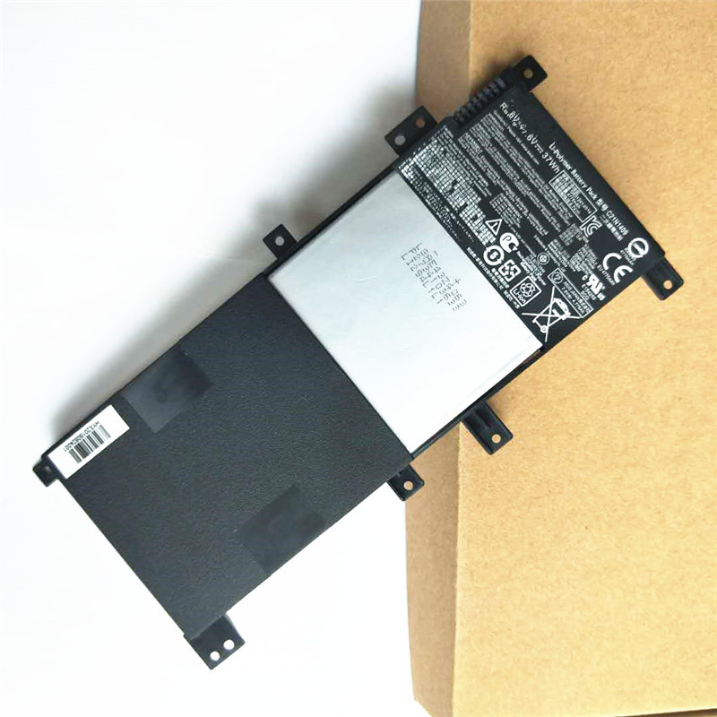 ASUS Original C21N1409 5000mAh Laptop battery For ASUS F450LD4210 F455L F455LD X455LB X455LF C21N1409 PP21AT149Q-1 7.6V 37WH image