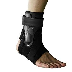 Image 2 - 1 Pc Sport Enkel Ondersteuning Brace Elastische Fitness Enkel Strap Stabilizer Bandage Retainer Voor Voet Orthese Verstuikingen Spalk Protector