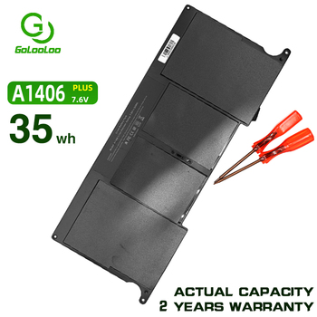 Golooloo  7.3V 35Wh A1406 Laptop Battery for Apple MacBook Air 11