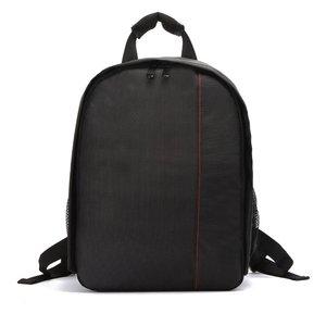 Waterproof Shockproof Anti-theft Unisex Digital SLR DSLR Camera Bag Soft Padded Backpack Suitable For Canon For Nikon