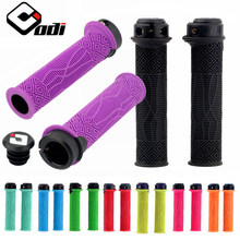 ODI Mountain Bike Grips Durable Rubber Bicycle Grip Ultarlight Anti-slip Folding Bike Handlebar Grips 22.2mm Cycling Part