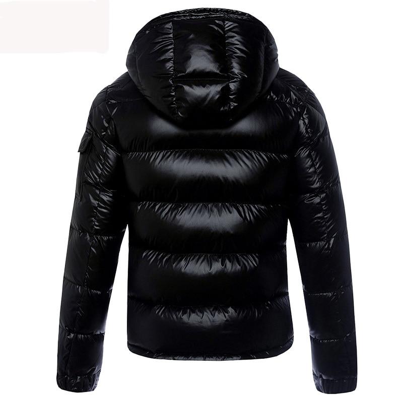 Men's Down Jacket Winter Coat Men Clothes 2020 Short Puffer Jacket Warm Doan Coat Men's Jackets Doudoune Homme KJ1031