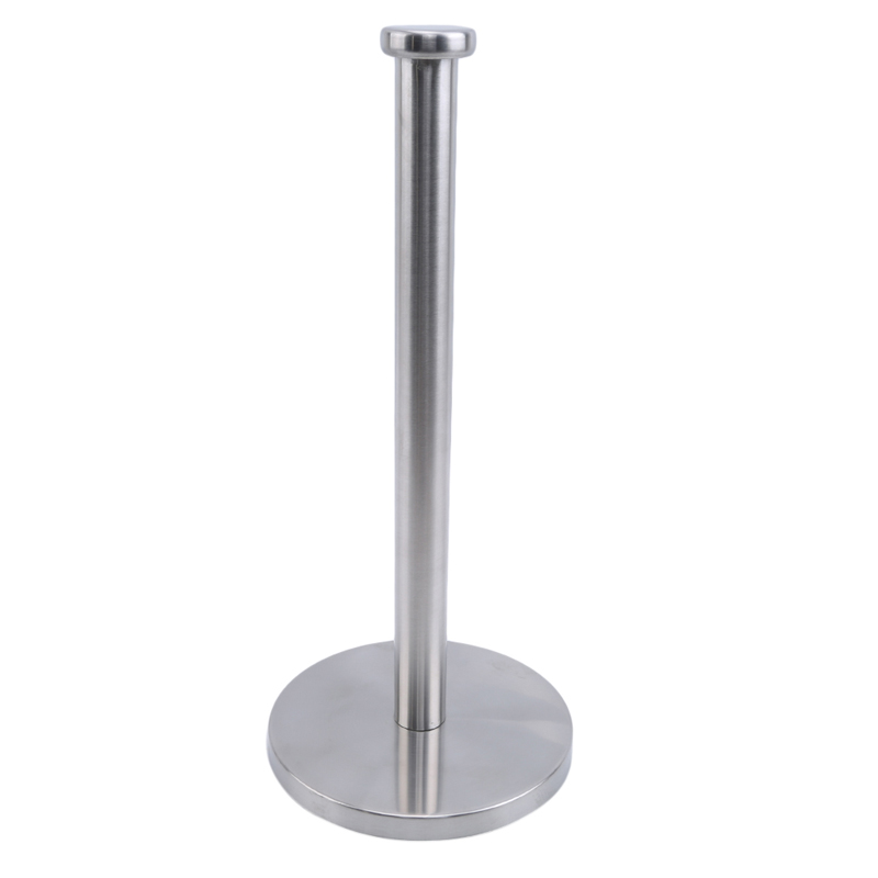 Vertical Roll Paper Towel Holder Stand