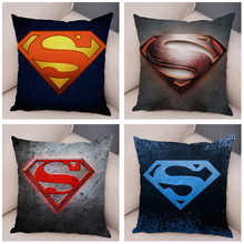 Cartoon Marvel Super Hero Logo Pillowcase