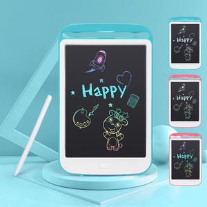 Portable LCD Writing Tablet 8.5 inch Digital Drawing Electronic Handwriting Pad Message Graphics Board Kids Gifts Writing Board