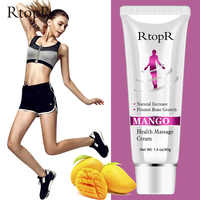 RtopR Mango Pure Natural Health Massage Increases Body Growth Higher Health Massage Cream Foot Care Products Promote Bone Growth