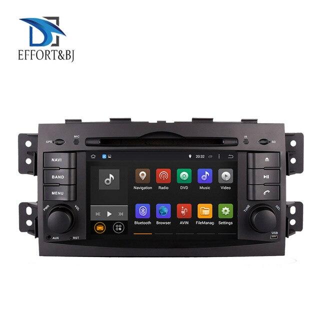 Android 9.0 system AUTO DVD PLAYER FÜR KIA MOHAVE BORREGO 2008 2018 BLUETOOTH Kopf Einheiten radio Audio Stereo GPS Navigation radio