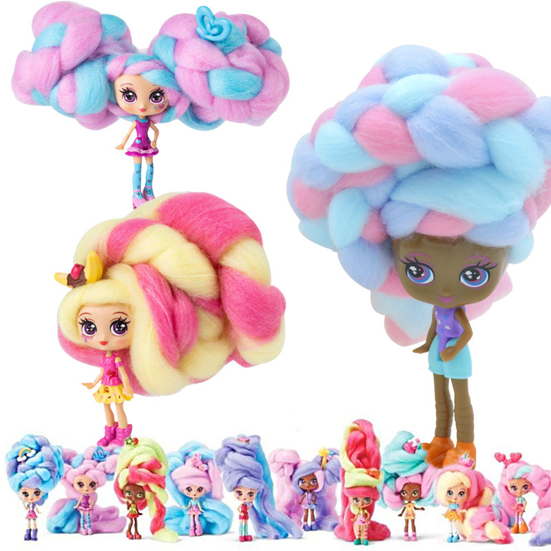 Newest Sweet Treat Toy Dolls 40cm Marshmallow Hair Hairstyle Hobbies Dolls Children's Kids Birthday Party Gift