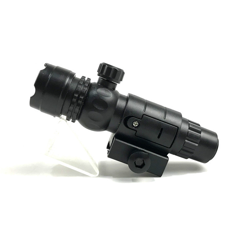 Tactical Plastic Adjustable Infrared Laser Lamp Light For Outdoor Toy Accessories