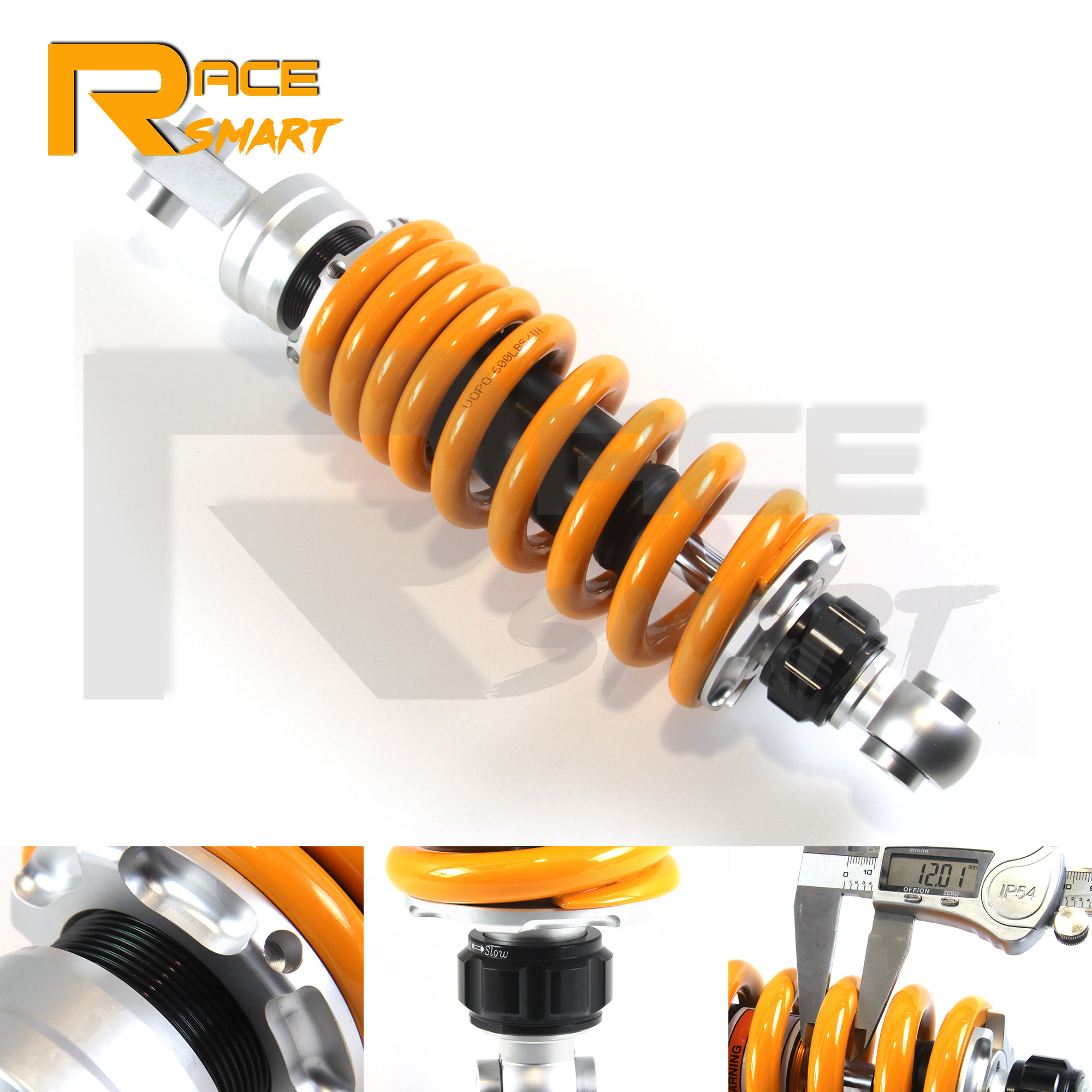For HONDA NC 750X Universal 305mm Motorcycle Rear Adjustable Shock Absorber Rear Suspension NC750 X NC750S NC750X DCT 2014-2018