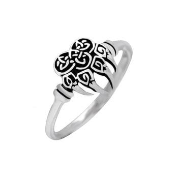 Joyería vikinga de acero inoxidable, garras de Lobo, anillo de lujo, runas nórdicas Punk, regalo de pata de oso para hombre y mujer, personalidad, giftOSR535