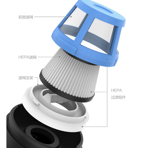 Image 2 - Cleanfly FVQ Vacuum HEPA Filter Assembly for Portable Car Home Cleaner Wireless Handheld Vacuum Cleaner