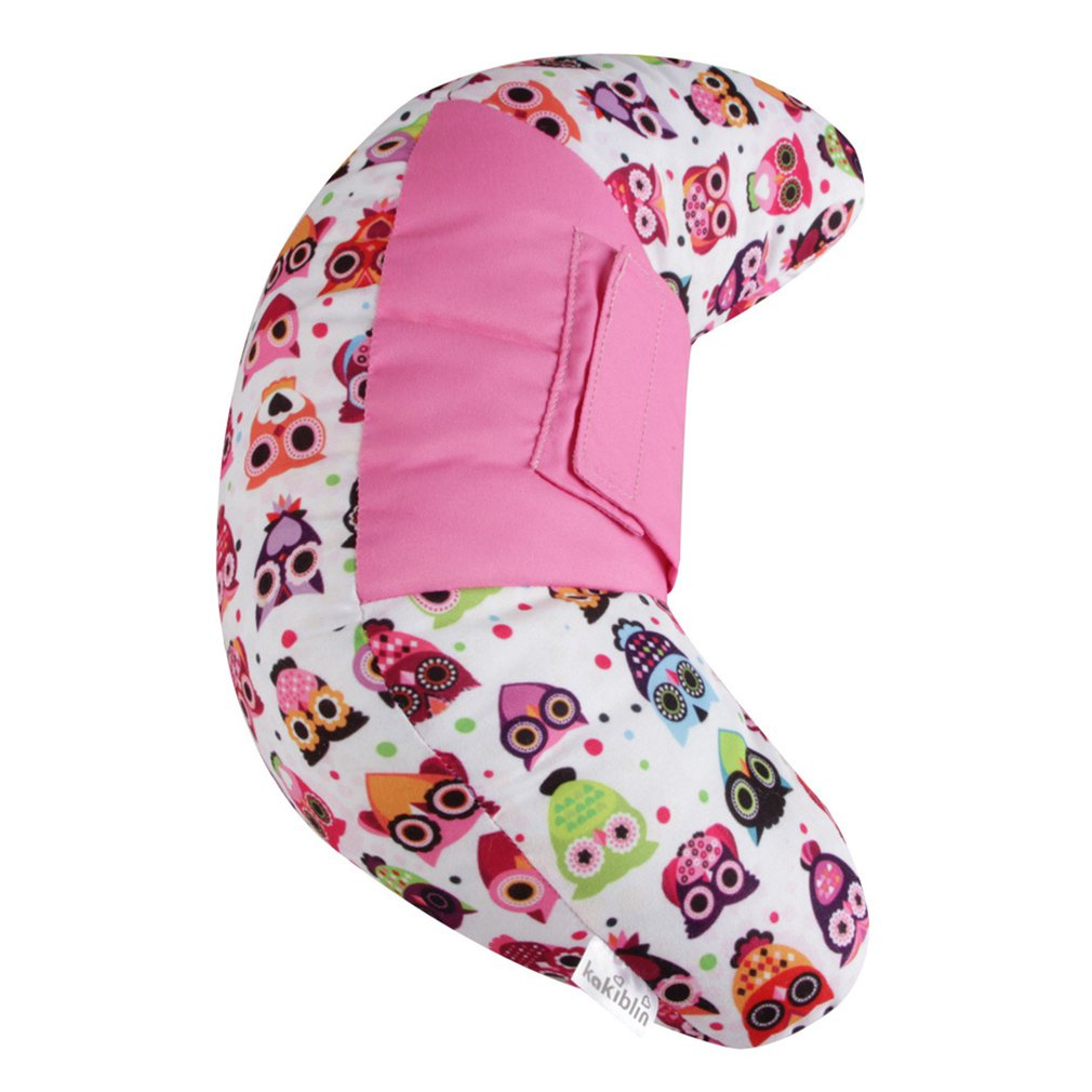 Kids Sleep Safety Pillow Styling Neck Headrest Cushion Baby Car Seat Belts Pillow Children Shoulder Strap Protection Pads Gifts