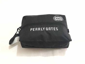 Zupełnie nowe perłowe bramy torba golfowa perłowe bramy torba na ubrania czarna perłowa brama buty golfowe torba EMS wysyłka tanie i dobre opinie Boyea CN (pochodzenie) Mikrofibra Golf odzież torba Pearly Gates Brand New
