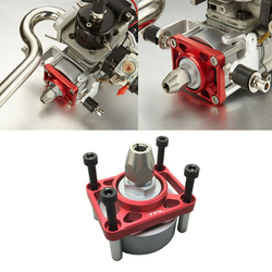 RC Gas Boot Kupplung Kit Benzin Marine Motor für Zenoah sikk JZ 23cc-26cc gas marine motor