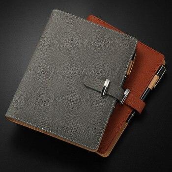 цена A5 Notebook Agenda 2020/2021 Planner Organizer Daily Monthly Spiral Notepad for School Office Travel Journal Cute Diary NoteBook онлайн в 2017 году