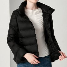 Bohoartist Casual Down Jacket Short Winter Light Female Warm Elegant Retro Vintage Cotton Padded Coat 2019 Women Fashion