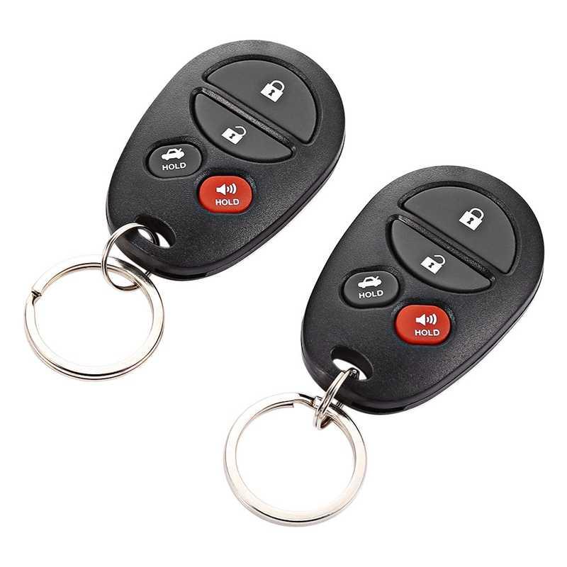 Uniwersalny zestaw zamka centralnego samochodu blokowania zamka drzwi pojazdu system dostępu bezkluczykowy z zdalne piloty system alarmowy samochodu