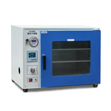 220V Electro-thermal Constant Temperature Vacuum Oven Digital Display Automatic Voltage Regulation Surround Heating Drying Box small blast drying box vertical electro thermal oven intelligent temperature control precise electro thermal blast temperate box