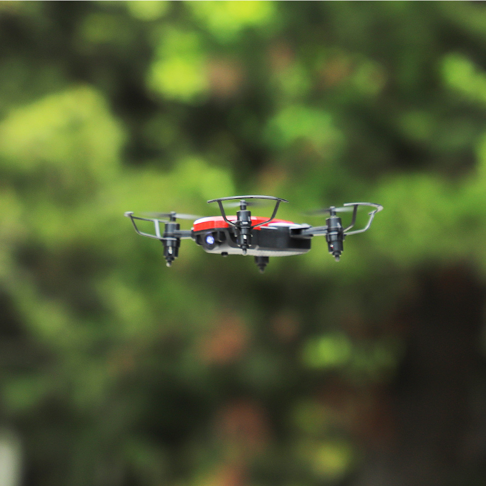 LF606 RC Quadcopter Foldable FPV 4K HD Camera Drone With Altitude Hold Function and Wifi 4