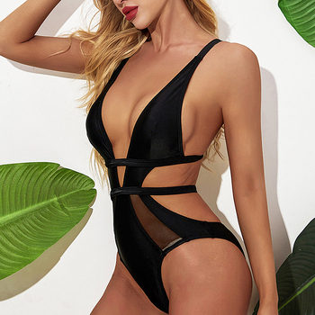 Mesh Brazilian Monokini 6