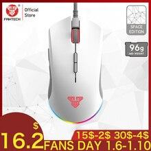 FANTECH X17 Gaming mouse PIXART 3325 10000DPI 7 Bu