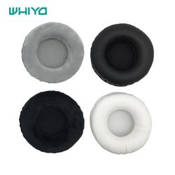 WHIYO Velvet leather Replacement EarPads for Bluedio UFO Plus Bluetooth Stereo Bass Headphones Earmuff Cushion Cover Cups Sleeve