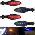 Мотоциклетная светодиодная сигнальная лампа с последовательным течением для Suzuki GSXS1000 GSF1200 GSF1250 GSF650 BANDIT