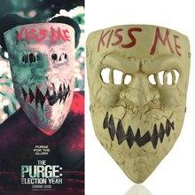 Хэллоуин бутик фильм и телевидение человека ясный план 3 ужас Поцелуй меня демон убийца COS Смола Маска