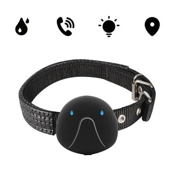 Rastreador inteligente Mini para mascotas, Rastreador Gps para perros, Collar Gps AGPS LBS, dispositivo de seguimiento Wifi, Rastreador de mascotas impermeable Collar localizador 1