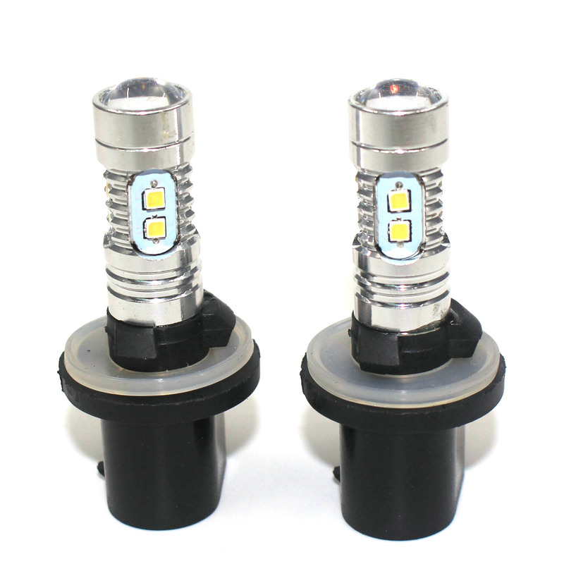 Car LED Bulb 880 10SMD 10W High Power Fog Lamp