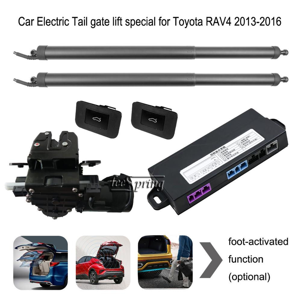Car Electric Tail Gate Lift Special For Toyota RAV4 2013-2016 Easily For You To Control Trunk