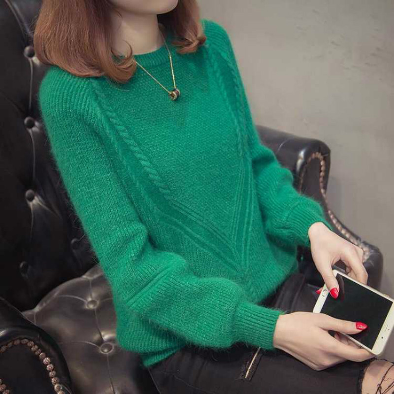Big Size 4XL Women Sweaters Warm Turtleneck  Long Sleeve Solid Pullovers Female Jumper Thick Christmas Sweaters Ribbed Knitted
