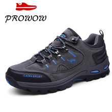 2020 Hot Sale Men Casual Shoes New Arrival Waterproof Hiking