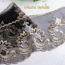 European Court Mesh Embroidery Water Soluble Tulle Lace Fabric DIY Skirt Cuff Dress Tablecloth Curtain Edge Sewing Trim Material буддийский сувенир buddha edge court