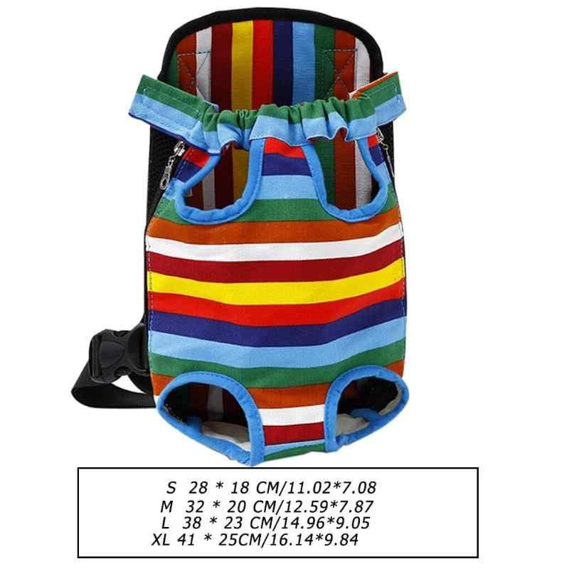 Сумка для собак, дышащий сетчатый рюкзак, сумка для переноски собак, рождественский подарок, многофункциональный инструмент, необходимые для наружного приема домашних животных, новые гаджеты