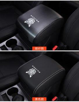 seahorse car front bumper grill chrome trim molding decorative cover for mitsubishi pajero montero v93 v97 v98 2015 2016 2017 Car Anti-dirty Pad armrest box cover protection Pajero set interior modification For Mitsubishi Pajero v73 v87 v93 v95 v98 v97