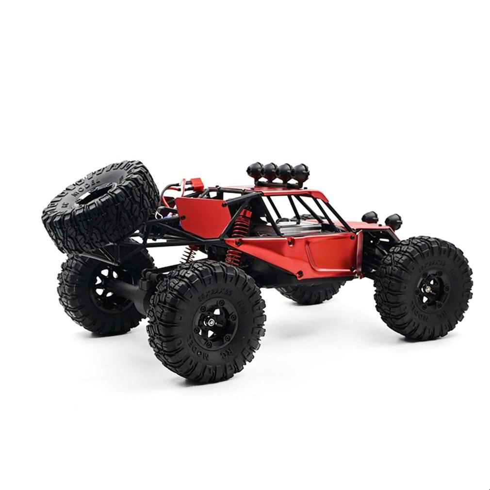 FY 03H 1:12 RC Car 2,4G Off Road Racing camión de escalada del desierto 4DW juguete de Control remoto vehículo Rock Crawler sin escobillas 35 km/h - 3