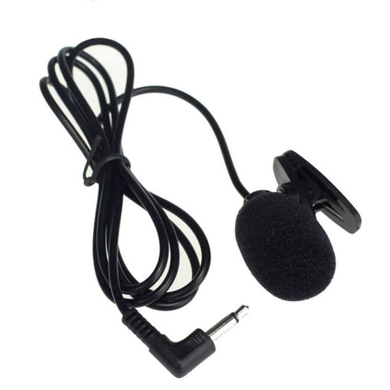 Wireless FM Transmitter Receiver Microphone Wireless Lapel Clip Microphone Sound For PC Laptop High Quality Karaoke Smartphone