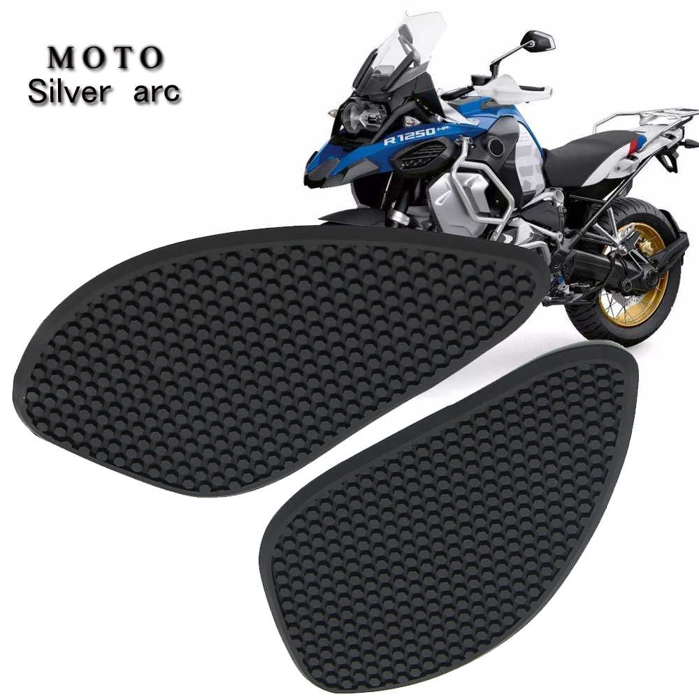 New Motorcycle Tank side Gas Pad Knee Grips Protector For BMW R1200 GS 2013-2018
