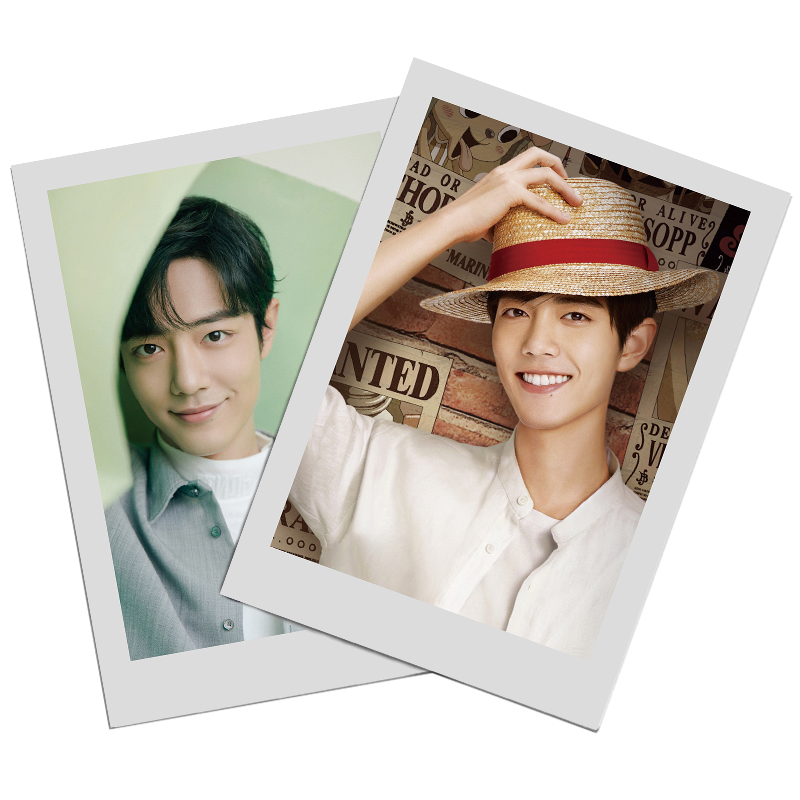 8.9CMX12.7CM  Untamed Main Actor Xiao Zhan Very Clear Photos Collection Decorating Photos In Real Photo Paper Lomo Card