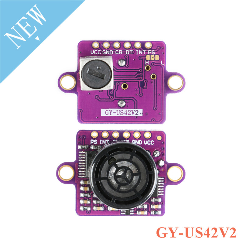GY-US42 Pixhawk APM Flight Control Ultrasonic Distance Measurement Sensor Module GYUS42 GY-US42V2 GY US42 Replace MB1242 SRF02