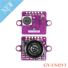 GY US42 Pixhawk APM Flight Control Ultrasonic Distance Measurement Sensor Module GYUS42 GY US42V2 GY US42 Replace MB1242 SRF02