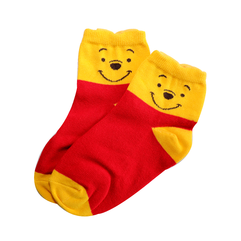 2-12Year Jacquard Mickey Minnie Comfort Warm Cotton High Quality Kids Girl Baby Socks Child Boy children Socks 6
