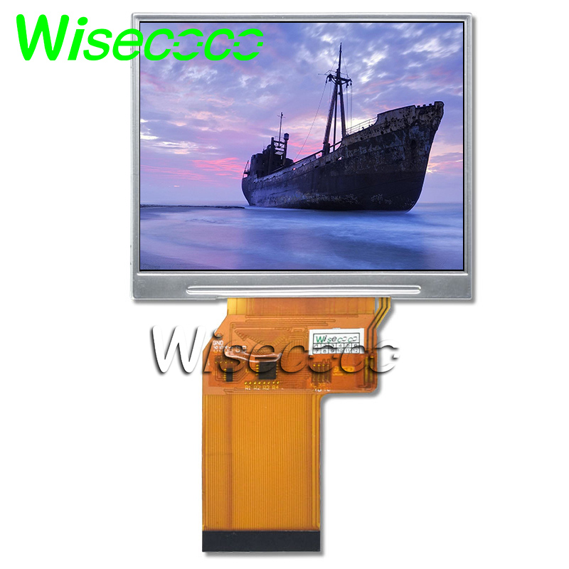3.5 inch <font><b>640x480</b></font> JT035IPS02-V0 <font><b>LCD</b></font> Mudule Screen Panel IPS Display free shipping image