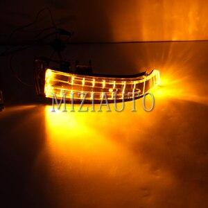 Image 5 - 자동차 후면보기 미러 신호등 메르세데스 벤츠 W221 W212 W204 W176 W246 X156 C204 C117 X117 LED 표시 등 깜박임 램프