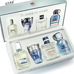 1 conjunto 4 pçs men perfumado de longa duração fragrância mini garrafa portátil perfumado para homem duradouro spray garrafa de vidro 100 ml parfums