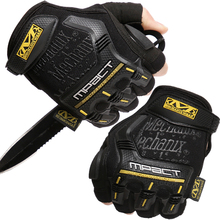 Tactical-Gloves Knuckle Motorcross Bicycle Combat Army-Shooting Hard Airsoft Military